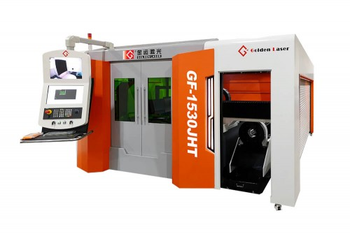 pipe and sheet metal laser cutting machine